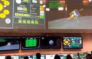 Fracasa Israel, sonda espacial se estrella en la Luna
