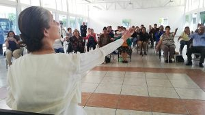 El baile, una alternativa terapéutica para personas con enfermedad de Parkinson