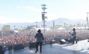 Los Tucanes de Tijuana hacen retumbar Coachella con la Chona