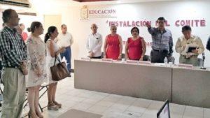 Atacar problemas de analfabetismo en Tabasco: Guillomo Narváez Osorio