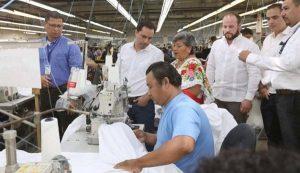 La amplia promoción de Yucatán como lugar ideal para la inversión da buenos resultados en la generación de empleos