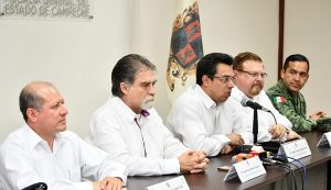 Implementan en Campeche acciones contra flujo de migrantes