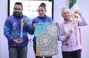 Presentan la IV edición de la carrera, «Playera Chachalacas 2019»