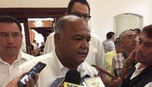 La política del chantaje se acabó en Veracruz: Eric Cisneros