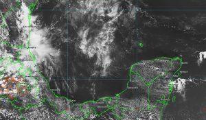 Para los próximos días se pronostican temperaturas muy calurosas en la península de Yucatán