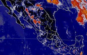 La Onda Tropical Número 1 originara tormentas de fuertes a muy fuertes en Oaxaca, Chiapas, Tabasco y Campeche