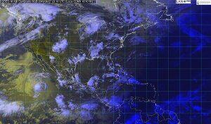Se pronostican lluvias intensas en Veracruz, Oaxaca, Tabasco y Chiapas