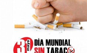 "Conmemora IMSS Veracruz ""Día Mundial sin Tabaco"""