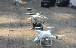 La UV incorpora capacitación en uso de drones en carreras de ingeniería