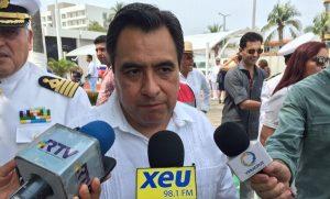El 1 de julio llega el primer buque de carga al nuevo puerto de Veracruz