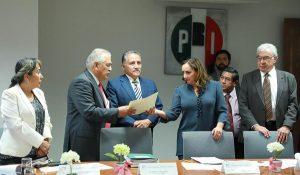 Emite PRI la convocatoria para renovar su dirigencia Nacional por voto directo de la militancia