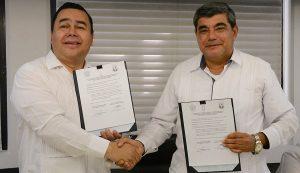 Ratifican UJAT y UNICACH lazos de colaboración académica y científica