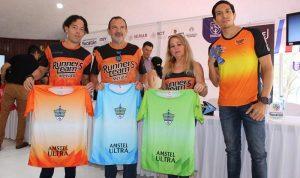 Todo listo, para la edición 32 del Maratón de la Marina, en Yucatán