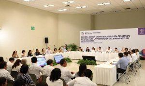 El Gobernador Mauricio Vila Dosal promueve más acciones en favor de las niñas y mujeres yucatecas