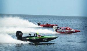 Rugen motores del GP motonáutica en Campeche
