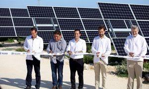 Inaugura el Gobernador Mauricio Vila Dosal la planta de energía solar «San Ignacio» en Progreso