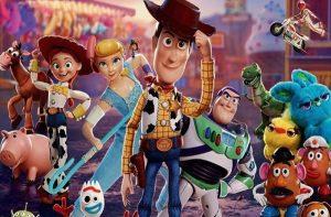 Toy Story 4, la más taquillera en México