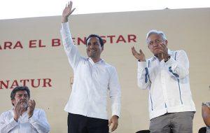 Refrenda el Gobernador Mauricio Vila Dosal trabajo coordinado con el Presidente Andrés Manuel López Obrador