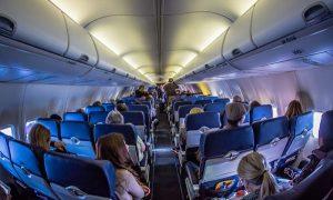 Aerolínea publica los asientos donde es más probable morir en accidente