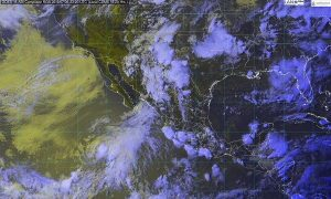 Se pronostican lluvias muy fuertes en Jalisco, Michoacán, Guerrero, Chiapas, Tabasco y Campeche