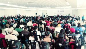 Cumple PES con Asamblea Constitutiva en el Distrito V en Tabasco