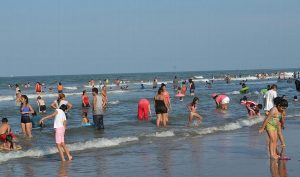 Estudio afirma que el agua de mar es la cura natural para los factores estresantes en la vida