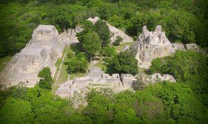 Listos sitios arqueológicos de Campeche para vacaciones