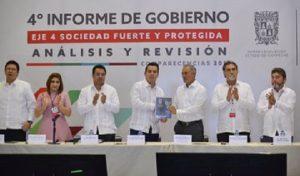 Campeche consolida gobernabilidad; es ejemplo en materia de Seguridad