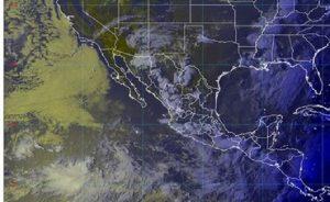 En las próximas horas se pronostican lluvias torrenciales en zonas de Oaxaca y Chiapas