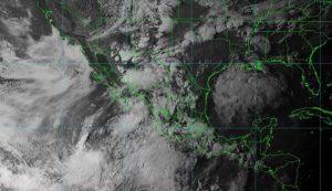 Se prevén lluvias muy fuertes, descargas eléctricas y posible caída de granizo en ocho estados de México