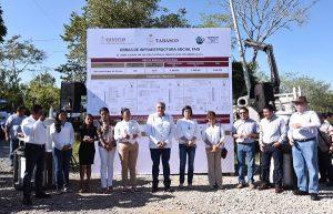 Se destinan 38 mdp para obras en comunidades marginadas de Tacotalpa: Adán Augusto