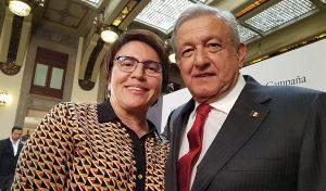 Celebra Laura Beristaín Cruzada Nacional Anticorrupción