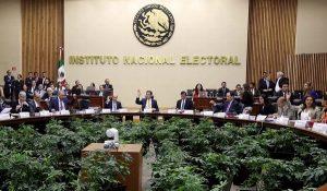 Aprueba INE calendario electoral 2020 para dos estados