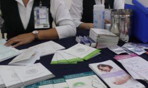 Brinda IMSS Veracruz información y consejería en planificación familiar
