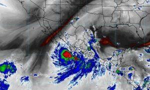 Se pronostican lluvias torrenciales en Nayarit, Jalisco, Colima, Michoacán y Guerrero