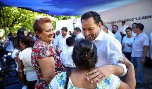 El Gobernador Mauricio Vila Dosal impulsa la renovación del zoológico «La Reina» de Tizimín