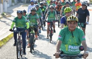 "Realiza la UJAT el 1er Paseo Ciclista ""Ruta del Cocodrilo"""