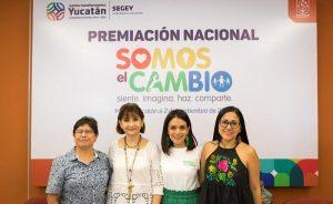 Listo Yucatán, para albergar encuentro nacional de «Somos el cambio»