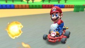 Llega la versión de «Mario Kart» para celular
