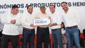 Yucatán ejercerá inversión histórica para impulsar el cultivo del henequén