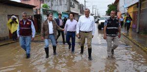 Etapa crítica de lluvias ya se está superando en Tabasco: Adán Augusto
