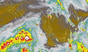 El Frente Frío Número 4 ocasionará lluvias intensas en Tamaulipas, Puebla y Veracruz