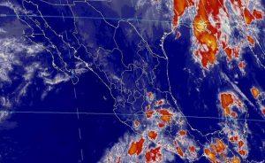 Lluvias muy fuertes se pronostican para Oaxaca, Chiapas, Puebla, Veracruz y Tabasco