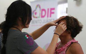 Inicia DIF Cancún el Programa de Prótesis Oculares