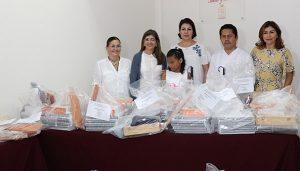 Inclusión social, nuestra prioridad y compromiso: Dea Isabel Estrada de López