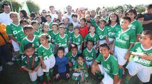 El Gobernador Mauricio Vila Dosal inaugura la Liga de Fútbol «Álvaro García Aguilar»
