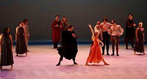 Espectacular clausura del XII Festival Cultural CEIBA