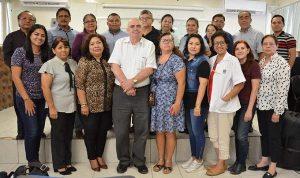 Imparten taller sobre ética y bioética a profesores de la UJAT