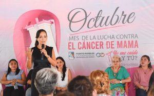 Cuidar la salud es prioridad en la vida: Laura Fernández Piña