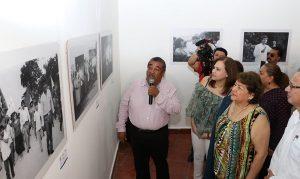Exponen en la UJAT, «Pasos de la Memoria» de Tomás Rivas